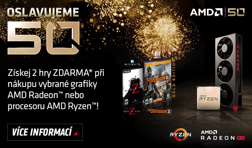 AMD slaví 50!