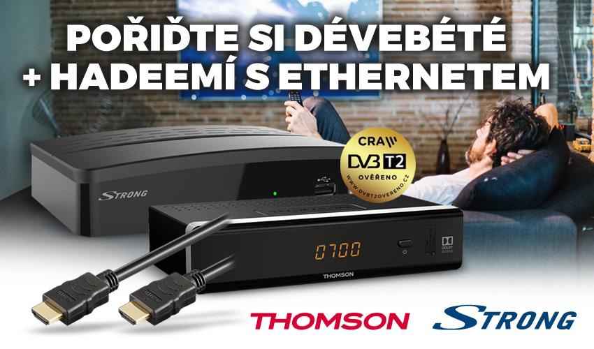 Ke STRONG DVB-T/T2 přijímači SRT 8209 (kod DVBSRG1