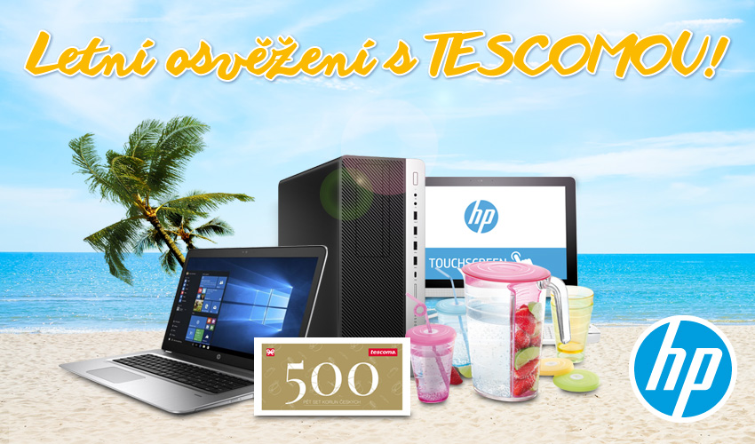 K vybraným HP notebookům, PC a AIO dostanete jako