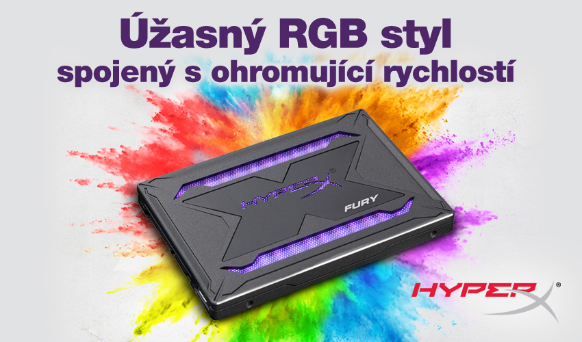Úžasný RGB styl spojený s ohromující rychlostí